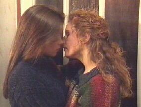 The Brookside lesbian kiss