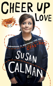 Cheer Up Love book cover by Susan Calman